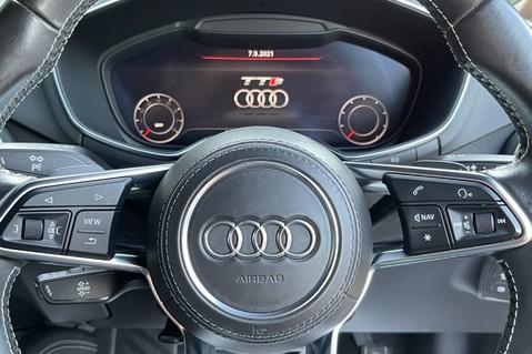 Audi TT TTS TFSI QUATTRO - VEGAS YELLOW- 20 INCH ALLOYS- CRUISE- HIGHBEAM ASSIST 65