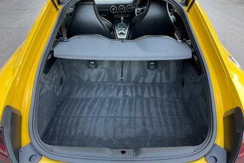 Audi TT TTS TFSI QUATTRO - VEGAS YELLOW- 20 INCH ALLOYS- CRUISE- HIGHBEAM ASSIST 66