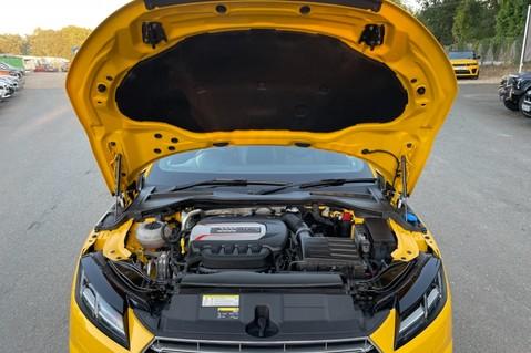 Audi TT TTS TFSI QUATTRO - VEGAS YELLOW- 20 INCH ALLOYS- CRUISE- HIGHBEAM ASSIST 71