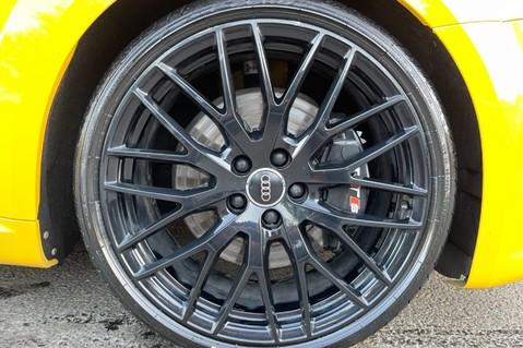 Audi TT TTS TFSI QUATTRO - VEGAS YELLOW- 20 INCH ALLOYS- CRUISE- HIGHBEAM ASSIST 72