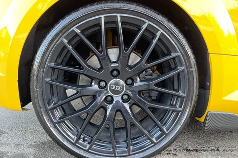 Audi TT TTS TFSI QUATTRO - VEGAS YELLOW- 20 INCH ALLOYS- CRUISE- HIGHBEAM ASSIST 73