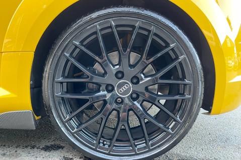 Audi TT TTS TFSI QUATTRO - VEGAS YELLOW- 20 INCH ALLOYS- CRUISE- HIGHBEAM ASSIST 74