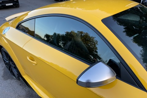 Audi TT TTS TFSI QUATTRO - VEGAS YELLOW- 20 INCH ALLOYS- CRUISE- HIGHBEAM ASSIST 77
