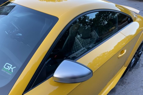 Audi TT TTS TFSI QUATTRO - VEGAS YELLOW- 20 INCH ALLOYS- CRUISE- HIGHBEAM ASSIST 78