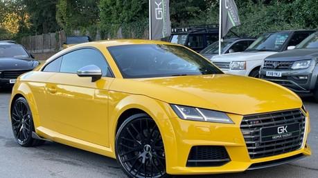 Audi TT TTS TFSI QUATTRO - VEGAS YELLOW- 20 INCH ALLOYS- CRUISE- HIGHBEAM ASSIST Video