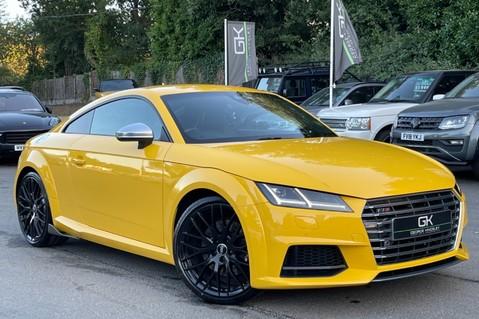 Audi TT TTS TFSI QUATTRO - VEGAS YELLOW- 20 INCH ALLOYS- CRUISE- HIGHBEAM ASSIST 1