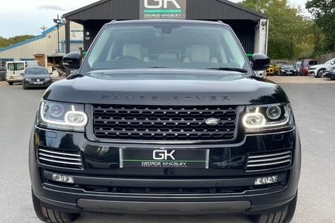 Land Rover Range Rover TDV6 VOGUE SE- EURO 6 / ULEZ READY - ALL BLACK + IVORY LEATHER -DIGITAL TV 10