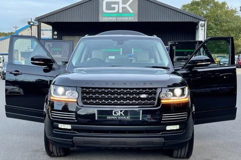 Land Rover Range Rover TDV6 VOGUE SE- EURO 6 / ULEZ READY - ALL BLACK + IVORY LEATHER -DIGITAL TV 12