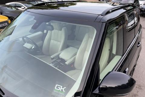 Land Rover Range Rover TDV6 VOGUE SE- EURO 6 / ULEZ READY - ALL BLACK + IVORY LEATHER -DIGITAL TV 13