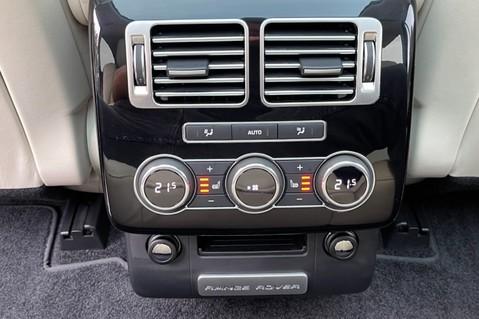 Land Rover Range Rover TDV6 VOGUE SE- EURO 6 / ULEZ READY - ALL BLACK + IVORY LEATHER -DIGITAL TV 31