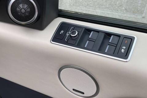 Land Rover Range Rover TDV6 VOGUE SE- EURO 6 / ULEZ READY - ALL BLACK + IVORY LEATHER -DIGITAL TV 46