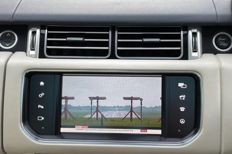 Land Rover Range Rover TDV6 VOGUE SE- EURO 6 / ULEZ READY - ALL BLACK + IVORY LEATHER -DIGITAL TV 49
