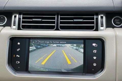 Land Rover Range Rover TDV6 VOGUE SE- EURO 6 / ULEZ READY - ALL BLACK + IVORY LEATHER -DIGITAL TV 51
