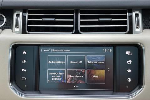 Land Rover Range Rover TDV6 VOGUE SE- EURO 6 / ULEZ READY - ALL BLACK + IVORY LEATHER -DIGITAL TV 60