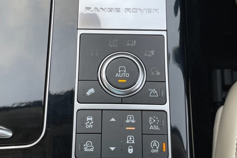 Land Rover Range Rover TDV6 VOGUE SE- EURO 6 / ULEZ READY - ALL BLACK + IVORY LEATHER -DIGITAL TV 63