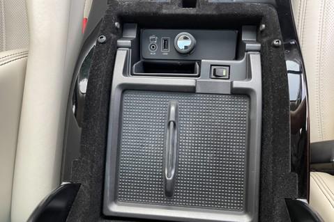 Land Rover Range Rover TDV6 VOGUE SE- EURO 6 / ULEZ READY - ALL BLACK + IVORY LEATHER -DIGITAL TV 65