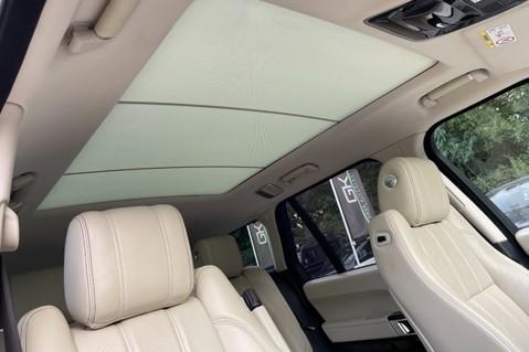 Land Rover Range Rover TDV6 VOGUE SE- EURO 6 / ULEZ READY - ALL BLACK + IVORY LEATHER -DIGITAL TV 67