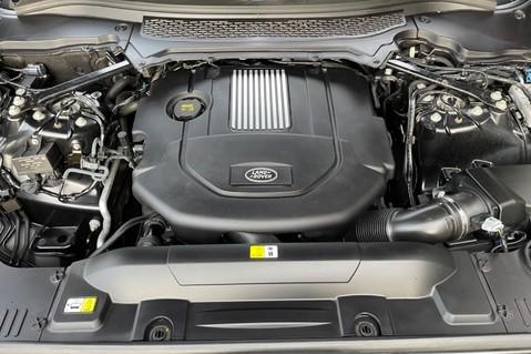 Land Rover Range Rover TDV6 VOGUE SE- EURO 6 / ULEZ READY - ALL BLACK + IVORY LEATHER -DIGITAL TV 77