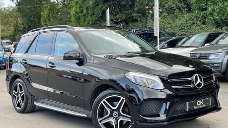 Mercedes-Benz Gle GLE 350 D 4MATIC AMG LINE PREMIUM PLUS -ONE OWNER FROM NEW -PAN ROOF- FMBSH Video