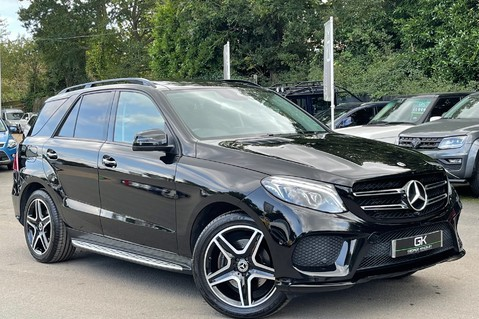 Mercedes-Benz Gle GLE 350 D 4MATIC AMG LINE PREMIUM PLUS -ONE OWNER FROM NEW -PAN ROOF- FMBSH 1