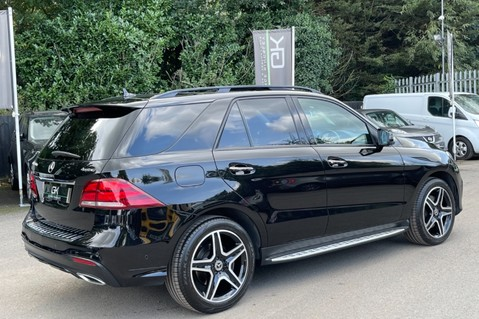 Mercedes-Benz Gle GLE 350 D 4MATIC AMG LINE PREMIUM PLUS -ONE OWNER FROM NEW -PAN ROOF- FMBSH 5