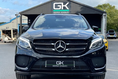 Mercedes-Benz Gle GLE 350 D 4MATIC AMG LINE PREMIUM PLUS -ONE OWNER FROM NEW -PAN ROOF- FMBSH 11