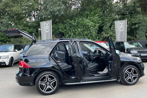 Mercedes-Benz Gle GLE 350 D 4MATIC AMG LINE PREMIUM PLUS -ONE OWNER FROM NEW -PAN ROOF- FMBSH 15