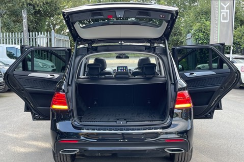 Mercedes-Benz Gle GLE 350 D 4MATIC AMG LINE PREMIUM PLUS -ONE OWNER FROM NEW -PAN ROOF- FMBSH 17