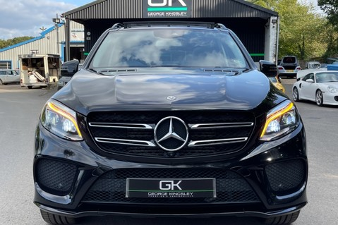 Mercedes-Benz Gle GLE 350 D 4MATIC AMG LINE PREMIUM PLUS -ONE OWNER FROM NEW -PAN ROOF- FMBSH 19