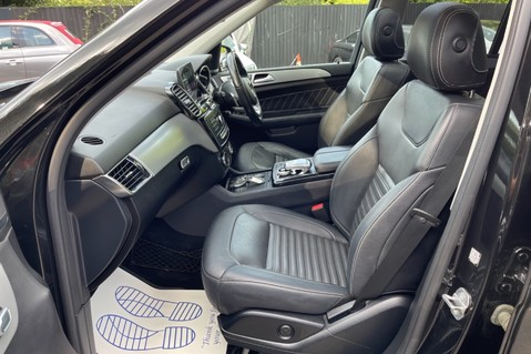 Mercedes-Benz Gle GLE 350 D 4MATIC AMG LINE PREMIUM PLUS -ONE OWNER FROM NEW -PAN ROOF- FMBSH 6
