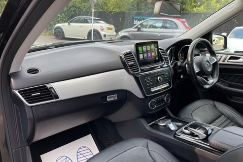 Mercedes-Benz Gle GLE 350 D 4MATIC AMG LINE PREMIUM PLUS -ONE OWNER FROM NEW -PAN ROOF- FMBSH 27