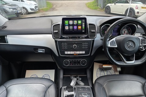 Mercedes-Benz Gle GLE 350 D 4MATIC AMG LINE PREMIUM PLUS -ONE OWNER FROM NEW -PAN ROOF- FMBSH 10
