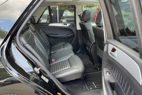 Mercedes-Benz Gle GLE 350 D 4MATIC AMG LINE PREMIUM PLUS -ONE OWNER FROM NEW -PAN ROOF- FMBSH 36