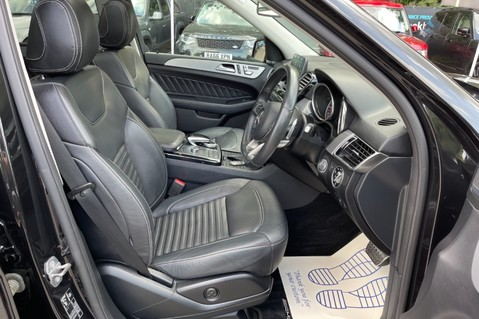 Mercedes-Benz Gle GLE 350 D 4MATIC AMG LINE PREMIUM PLUS -ONE OWNER FROM NEW -PAN ROOF- FMBSH 12