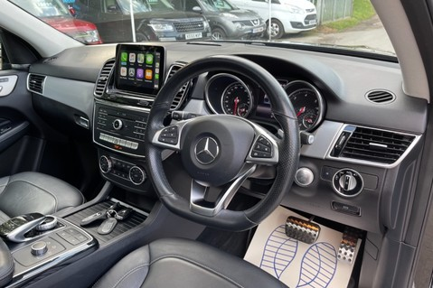 Mercedes-Benz Gle GLE 350 D 4MATIC AMG LINE PREMIUM PLUS -ONE OWNER FROM NEW -PAN ROOF- FMBSH 42