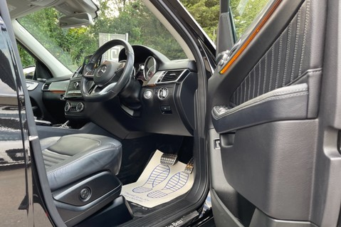 Mercedes-Benz Gle GLE 350 D 4MATIC AMG LINE PREMIUM PLUS -ONE OWNER FROM NEW -PAN ROOF- FMBSH 47