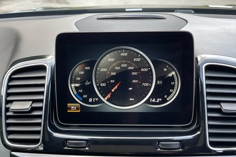 Mercedes-Benz Gle GLE 350 D 4MATIC AMG LINE PREMIUM PLUS -ONE OWNER FROM NEW -PAN ROOF- FMBSH 58