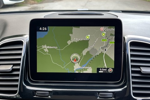 Mercedes-Benz Gle GLE 350 D 4MATIC AMG LINE PREMIUM PLUS -ONE OWNER FROM NEW -PAN ROOF- FMBSH 60
