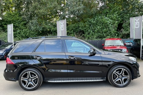 Mercedes-Benz Gle GLE 350 D 4MATIC AMG LINE PREMIUM PLUS -ONE OWNER FROM NEW -PAN ROOF- FMBSH 4