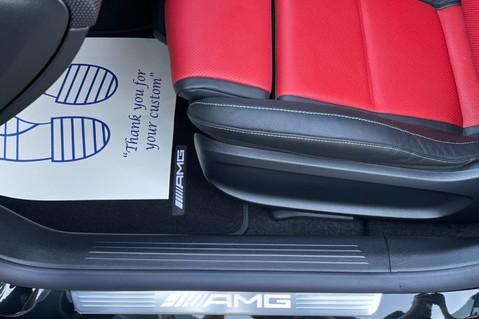 Mercedes-Benz Cla Class AMG CLA 45 S 4MATICPLUS PLUS - BODYKIT- BURMESTER- PAN ROOF 40
