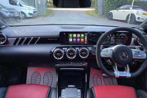 Mercedes-Benz Cla Class AMG CLA 45 S 4MATICPLUS PLUS - BODYKIT- BURMESTER- PAN ROOF 41