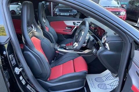 Mercedes-Benz Cla Class AMG CLA 45 S 4MATICPLUS PLUS - BODYKIT- BURMESTER- PAN ROOF 54