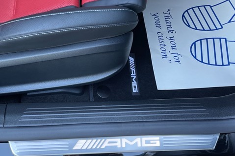 Mercedes-Benz Cla Class AMG CLA 45 S 4MATICPLUS PLUS - BODYKIT- BURMESTER- PAN ROOF 59