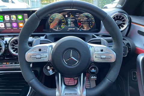 Mercedes-Benz Cla Class AMG CLA 45 S 4MATICPLUS PLUS - BODYKIT- BURMESTER- PAN ROOF 60