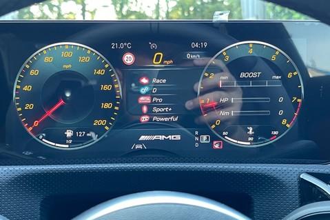 Mercedes-Benz Cla Class AMG CLA 45 S 4MATICPLUS PLUS - BODYKIT- BURMESTER- PAN ROOF 64