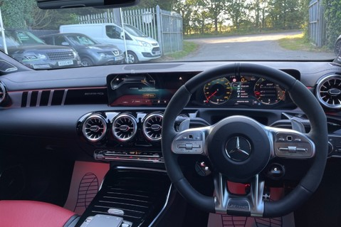 Mercedes-Benz Cla Class AMG CLA 45 S 4MATICPLUS PLUS - BODYKIT- BURMESTER- PAN ROOF 85