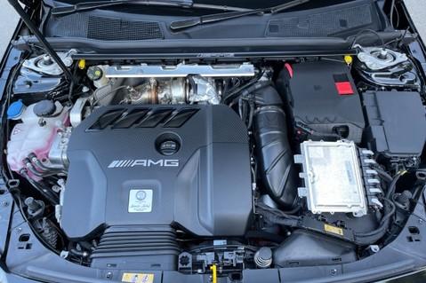 Mercedes-Benz Cla Class AMG CLA 45 S 4MATICPLUS PLUS - BODYKIT- BURMESTER- PAN ROOF 92