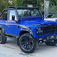 This Land Rover is HPI clear