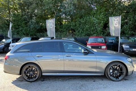 Mercedes-Benz E Class AMG E 53 4MATICPLUS NIGHT EDITION PREMIUM PLUS MHEV - RARE CAR 4