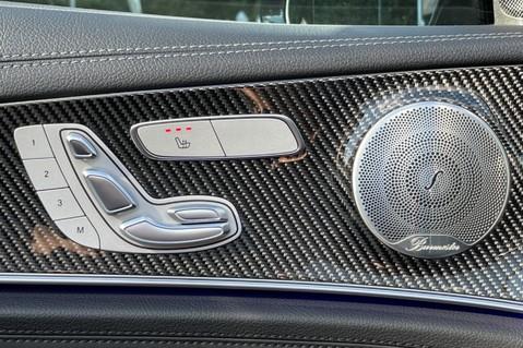 Mercedes-Benz E Class AMG E 53 4MATICPLUS NIGHT EDITION PREMIUM PLUS MHEV - RARE CAR 34
